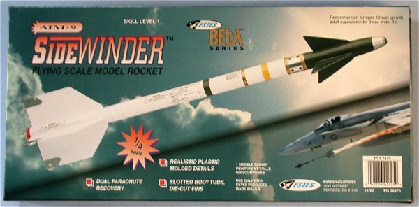 Estes Model Rocketry Kit Collecting Guide - Vintage Estes
