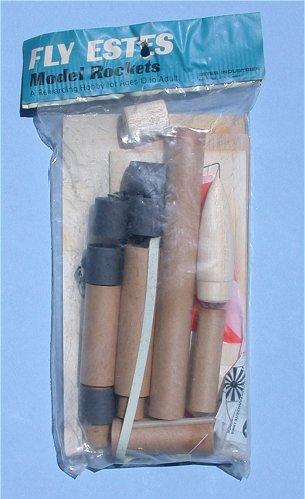 Bill Estes Com >> Estes Model Rocketry Kit Collecting Guide - Kit #1212 - Farside