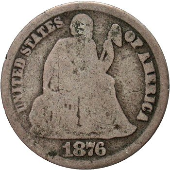 Liberty Seated Dimes Varieties 1837-1891 - New Discoveries