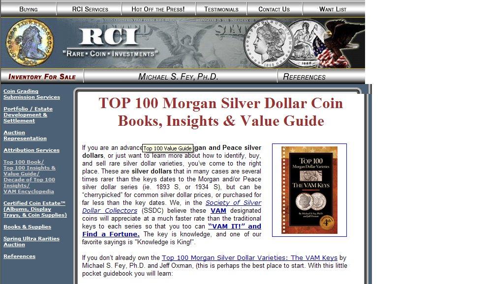 Rich Uhrich Coins